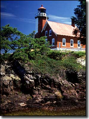 Keweenaw Lighthouse, Michigan