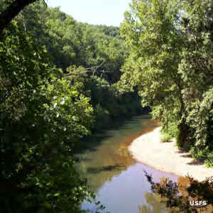 Another view on the North Fork River