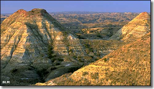 Terry Badlands Wilderness Study Area