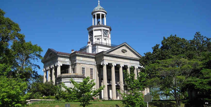Vicksburg's Old Courthouse Museum