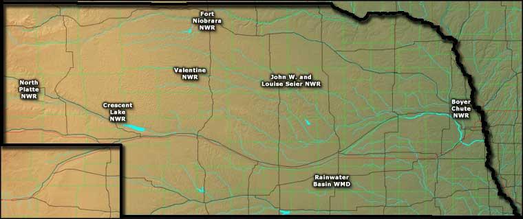 Nebraska 39 s national wildlife refuges nebraska national for Nebraska fishing permit