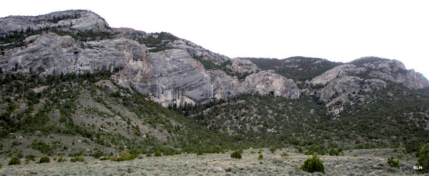 Mount Moriah Wilderness