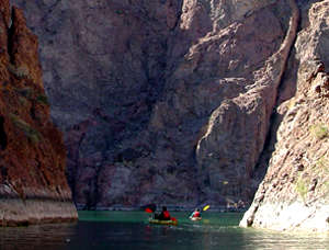 Black Canyon of the Colorado, Lake Mead National Recreation Area