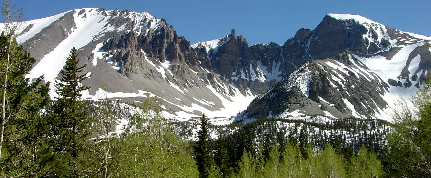 Wheeler Peak, Great Basin National Park