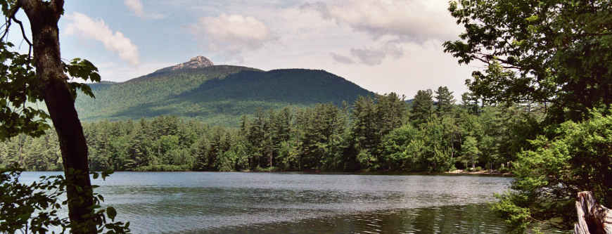 Lake Chocorua, White Mountain Trail