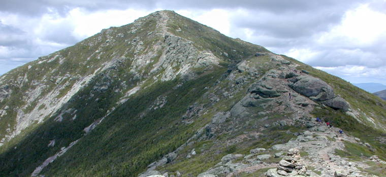 Mount Lincoln in the Pemigewasset Wilderness