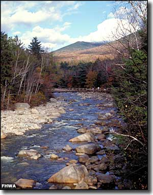 East Fork of the Pemigewasset River