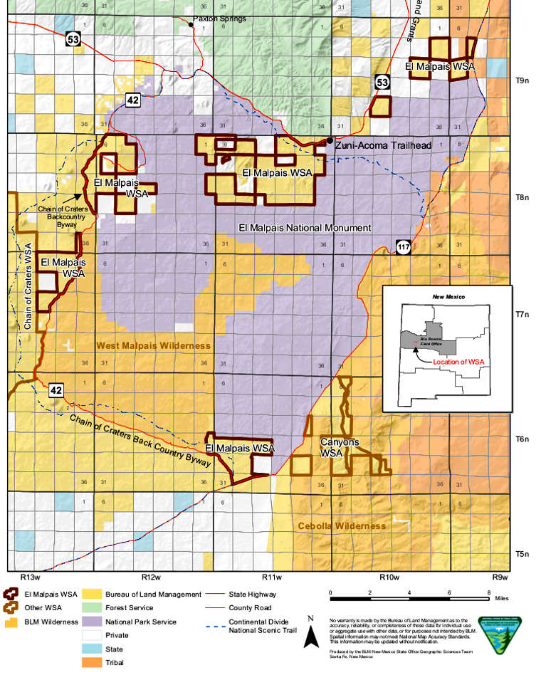 New Mexico Blm Maps Pictures To Pin On Pinterest  PinsDaddy