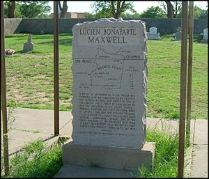 Lucien Maxwell grave site