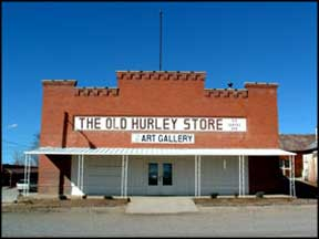 The Old Hurley Company Store