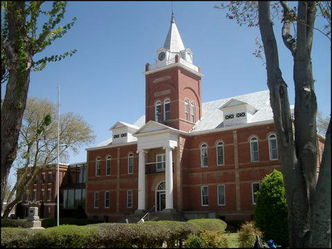 Luna County Courthouse