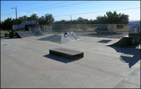 The Edgewood Skate Park