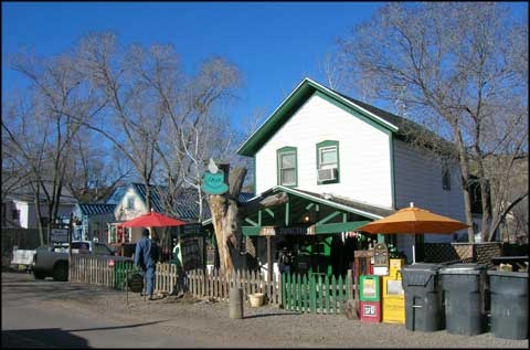 Java Junction, Madrid, New Mexico