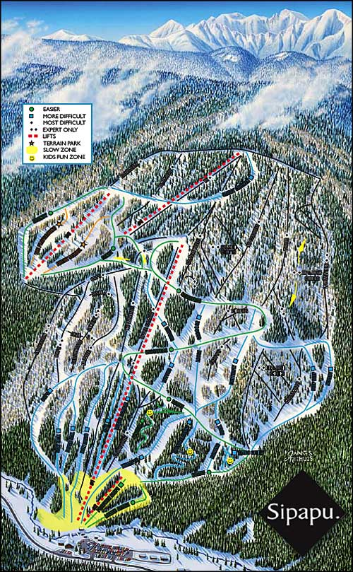 Sipapu Ski And Summer Resort The Sights And Sites Of America