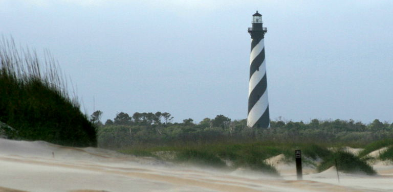 The Lighthouse at Cape Hatteras National Seashore