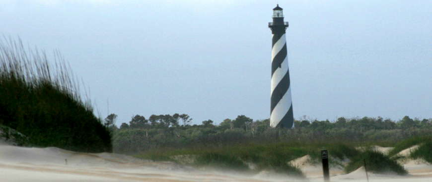 Cape Hatteras Lighthouse, Outer Banks Scenic Byway