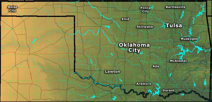 oklahoma state map towns with Oklahoma on New Mexico Railway Map furthermore Zipcode together with Oklahoma also City Map in addition Cloud Chief Oklahoma Ghost Town.