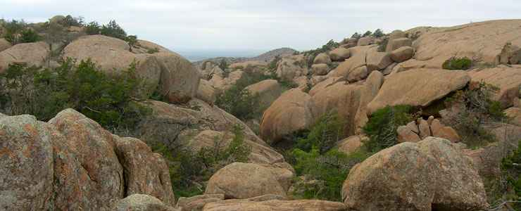 Wichita Mountains Wilderness