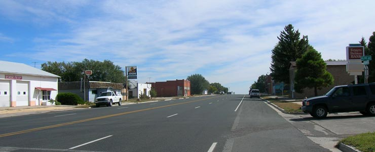 Main Street in Des Moines