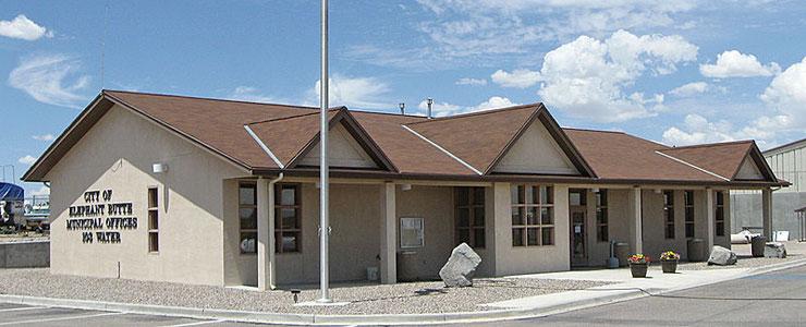 Elephant Butte Lake Municipal Building