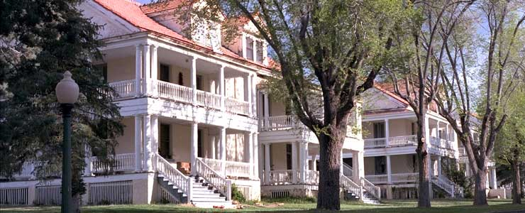 Fort Bayard National Historic District