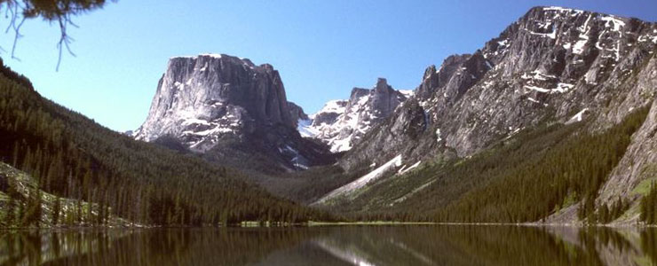 Green Lakes, Bridger-Teton National Forest