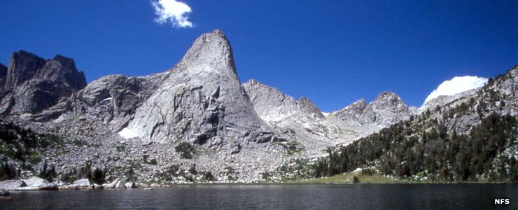Pingora Peak, Shoshone National Forest