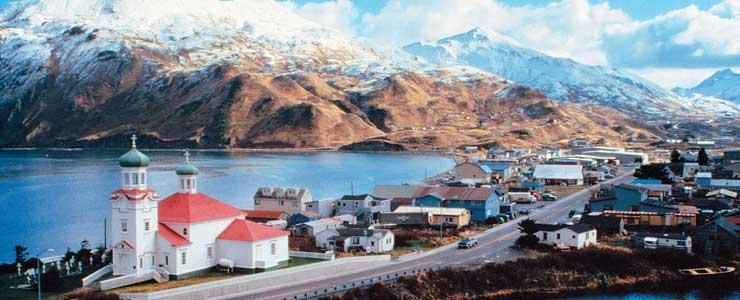 Unalaska itself