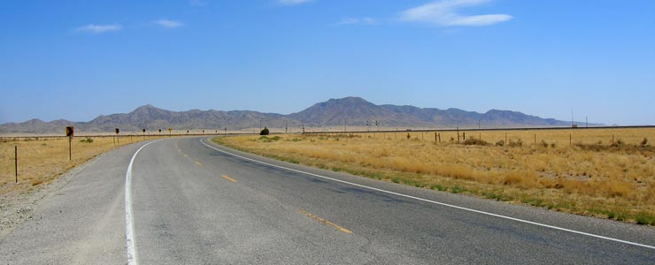 In the southern part of Valencia County