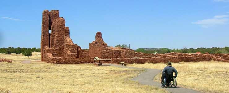 Abo Ruins - Salinas Pueblo Missions National Monument