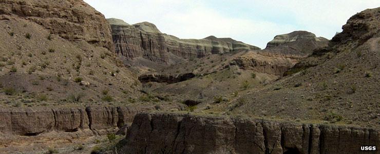 Afton Canyon on Mojave National Preserve