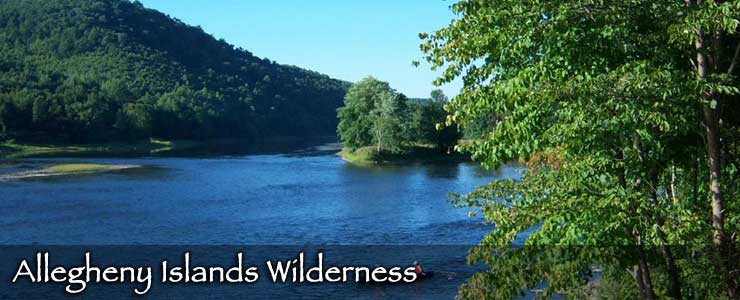 Allegheny Islands Wilderness