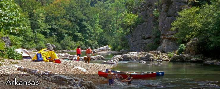Ouachita National Forest, Arkansas