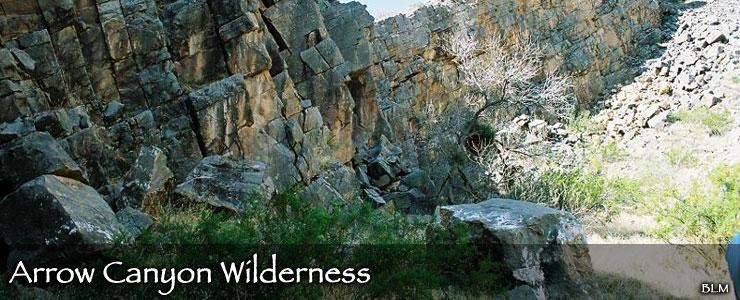Arrow Canyon Wilderness