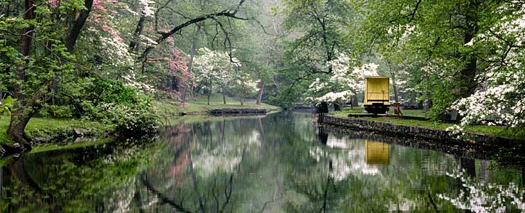 Hagley Mill Race, Brandywine Valley Scenic Byway