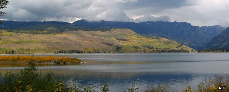 New Fork Lakes, Bridger-Teton National Forest