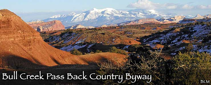 Bull Creek Pass Backcountry Byway
