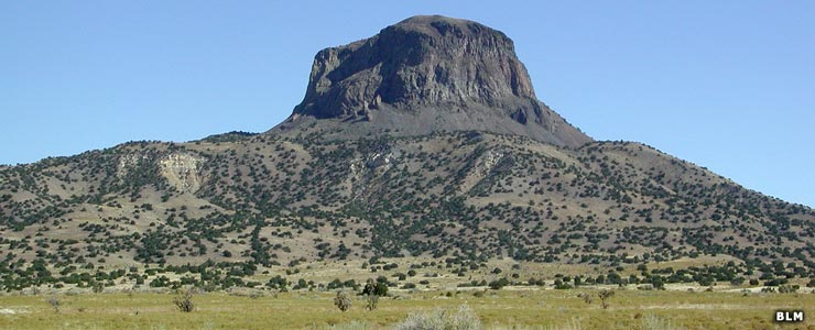 Cabezon Peak Wilderness Study Area