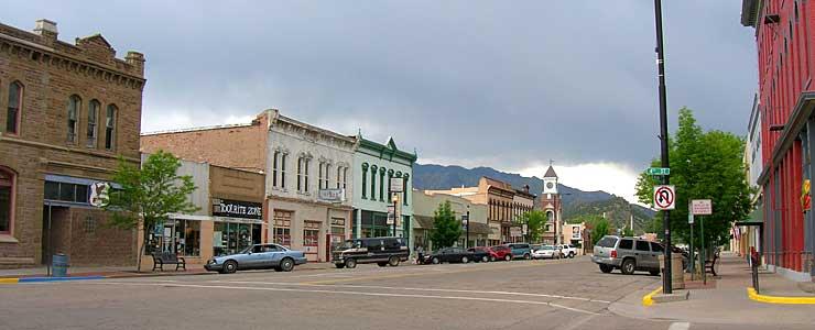 Canon City Colorado Colorado Towns And Places
