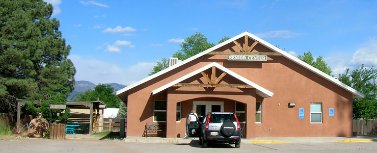 The Corrales Senior Center