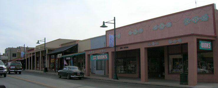More of downtown oldtown Cottonwood