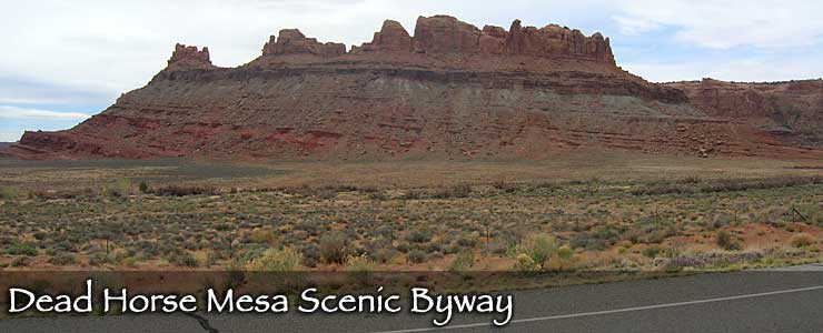 Dead Horse Mesa Scenic Byway