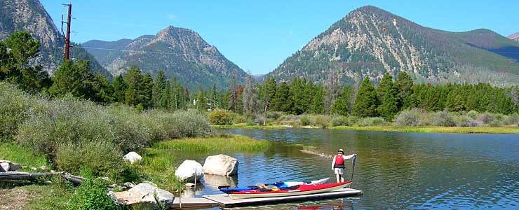 Summit county colorado colorado towns and places for Dillon reservoir fishing