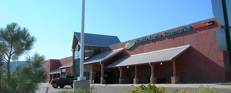The Dulce Jicarilla Apache Grocery Store