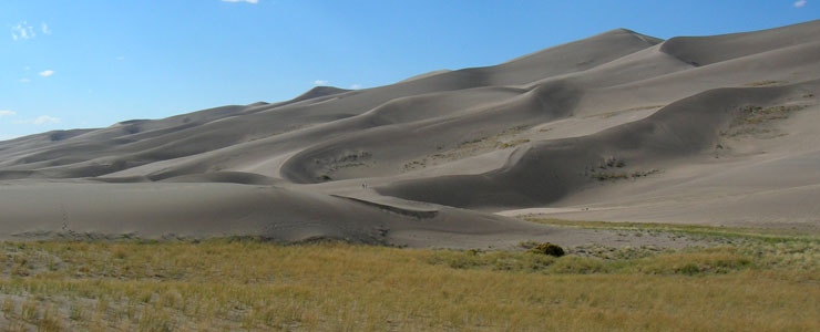Another view of the sand dunes