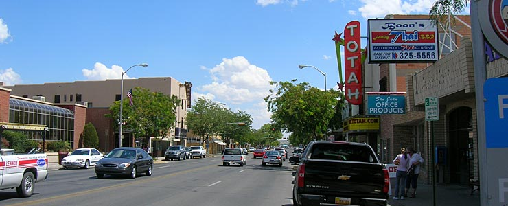 Main Street in Farmington