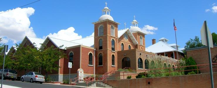 The Catholic Mission in Farmington