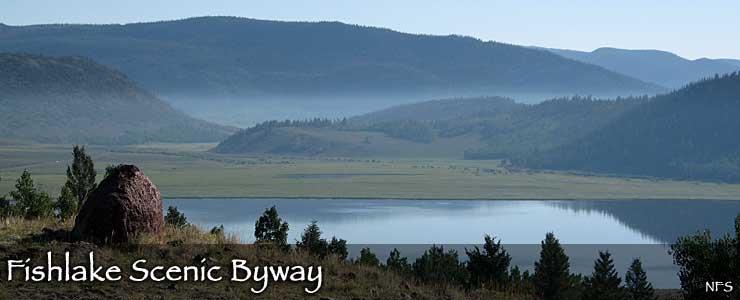Fishlake Scenic Byway