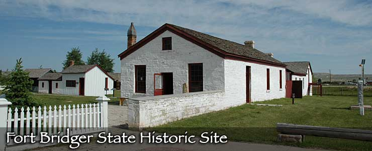 Fort Bridger State Historic Site