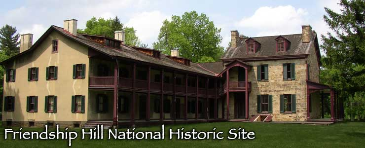 Friendship Hill National Historic Site